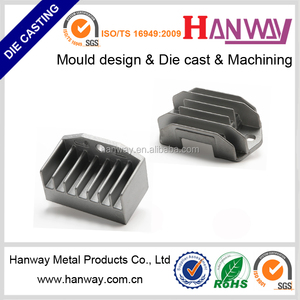 Aluminium alloy motorcycle heat sink motorcycle parts