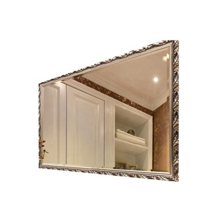 High Quality Bathroom Cosmetic Glass Sheet Wall Mirror