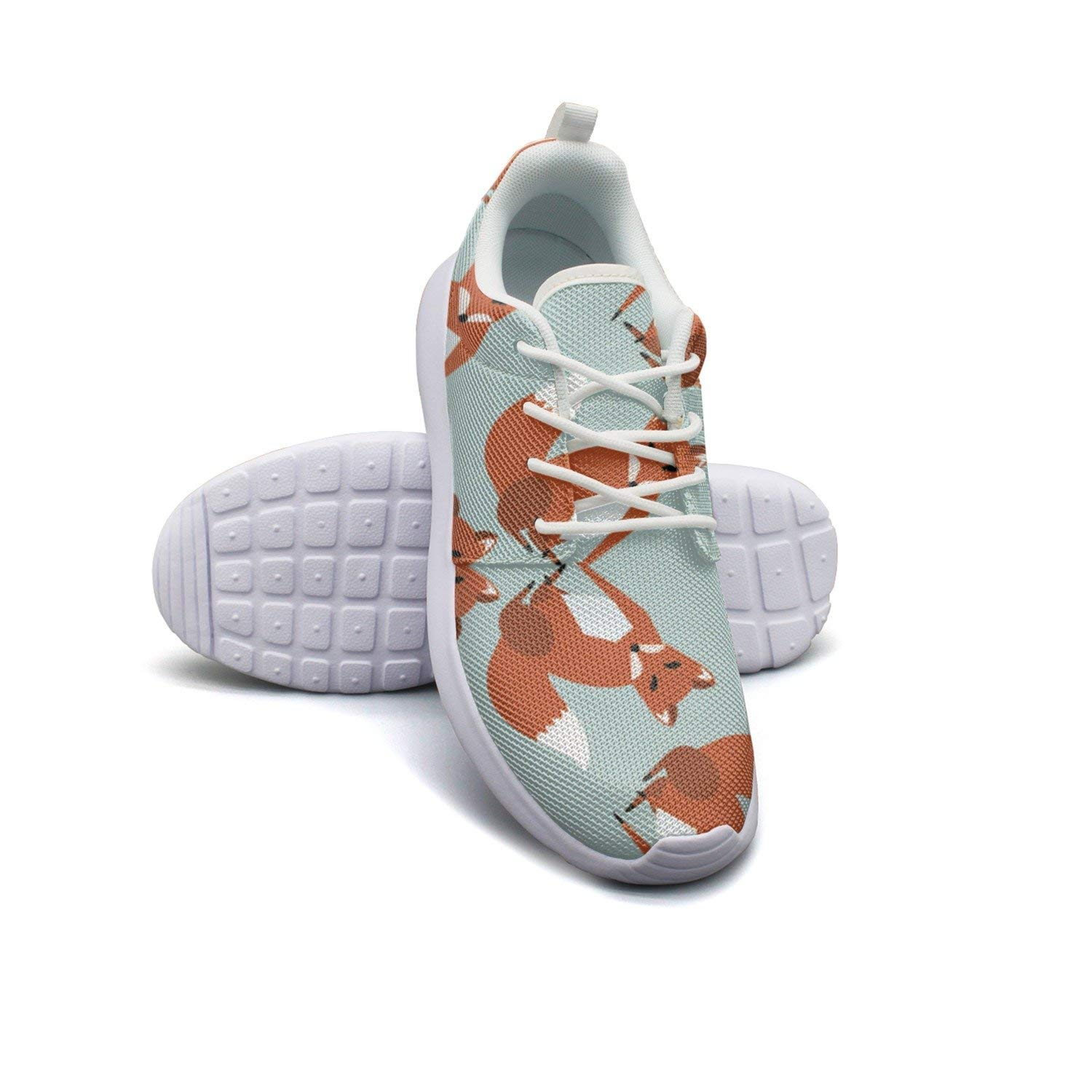 Kids Sneakers camouflage pink Custom Slip-On Shallow Loafers Elastic Sport Flyknit Shoes