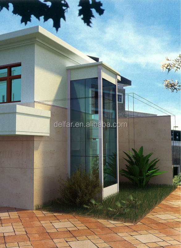 outdoor home elevator lift outdoor lift