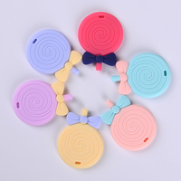 bpa free teething toys food grade silicone baby teethers
