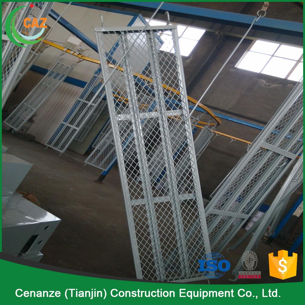 Steel Toe For Scaffolding Boards : Parts of scaffolding steel toe board used for sale buy
