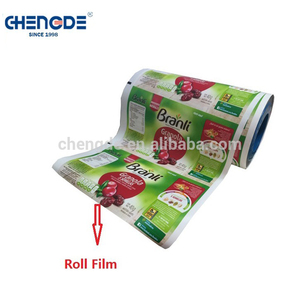 new design wholesale pe packing film