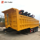 Bulk Cargo Tipper Widely Used Tri-axles Dump Semi Trailer