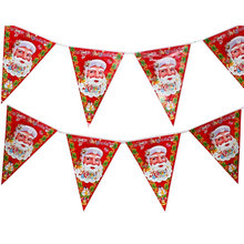 Vlaječky s vianočným motivom