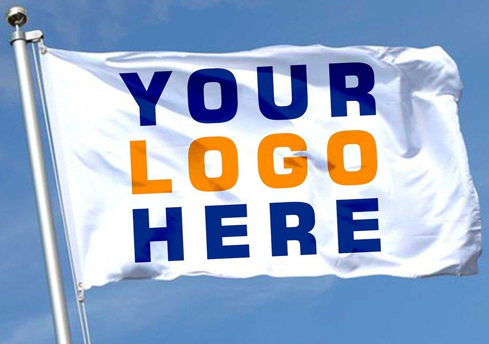 CUSTOM FLAG SHOP - 5'x7' CUSTOM FLAG, BANNER, OUTDOOR INDOOR