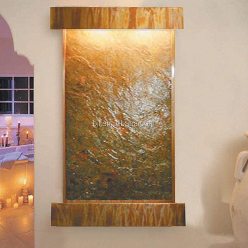 decoracin cascada montado en la pared fuentes de agua spa de uas ideas de decoracin de