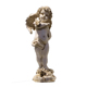 Hot Sale Resin Cute Cupid Angel Statue With Butterfly Decor For Home