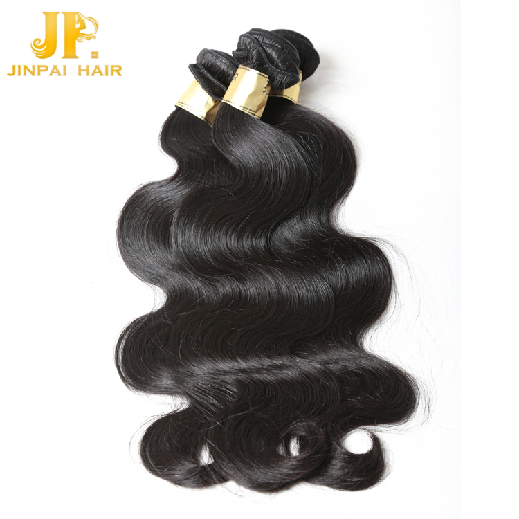 JP Hair 3 Years Life Time Good Body Wave High Quality Brazilian Hair Weave Bundles