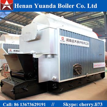 Dzl2 10kg Pressure 2 Ton Coal Steam Boiler