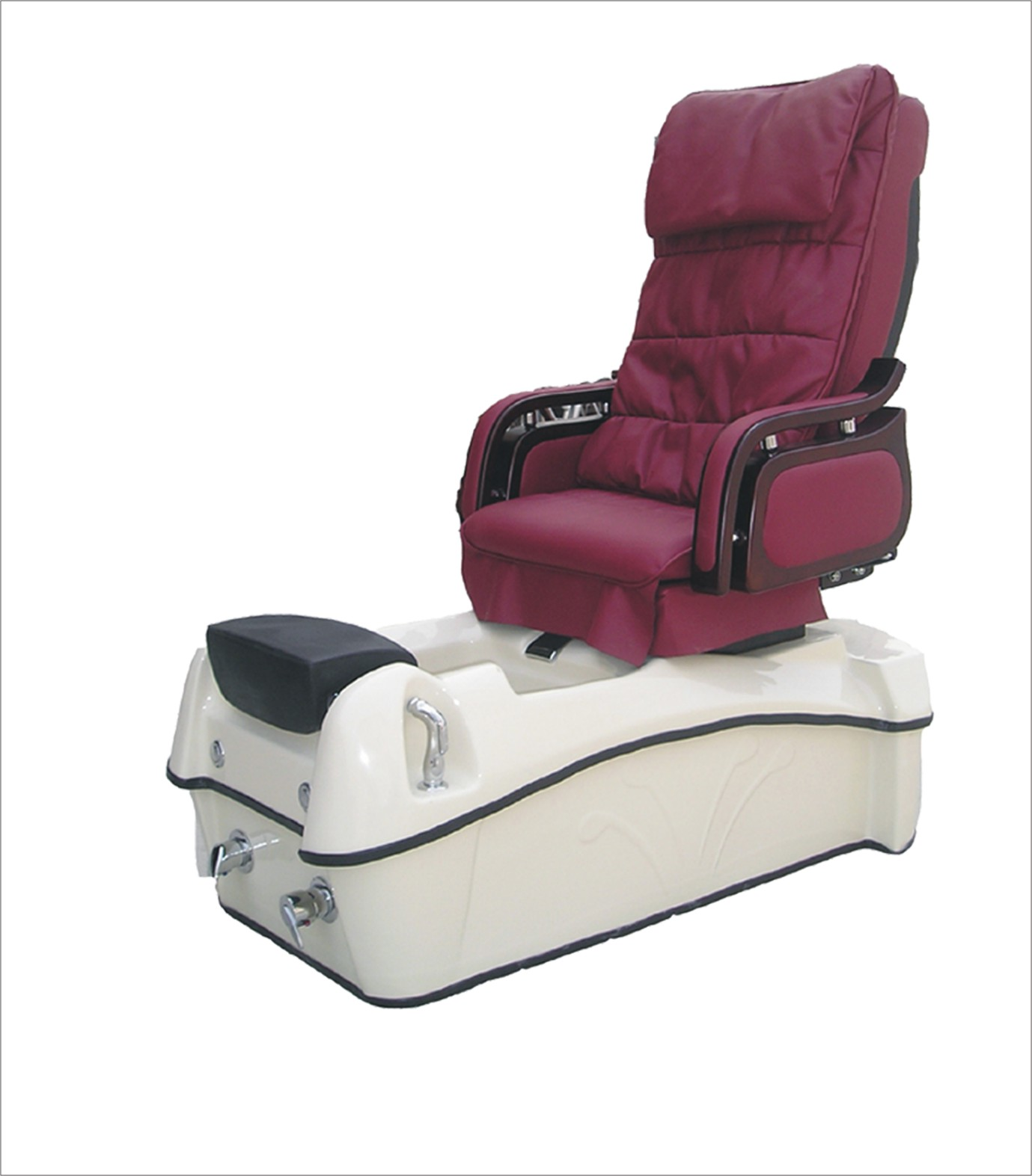 Red Pedicure Spa Chairs Red Pedicure Spa Chairs Suppliers and