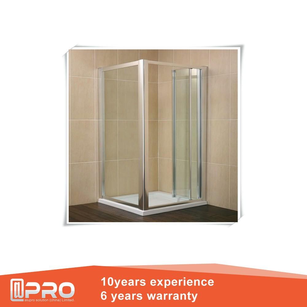 Frameless Glass Shower And Bathroom