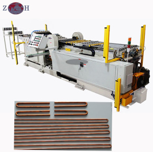 Air Conditioner U Hairpin Copper Tube Bending Machine for long U copper tube bending
