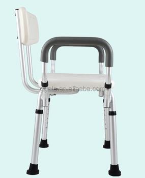 En Aluminium Léger Chaise De Bain Pour Personnes âgées En Plastique Siège De  Chaise De Douche