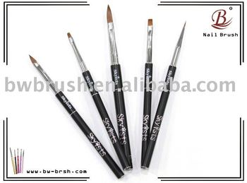 Diamond Kolinsky Nail Art Brush