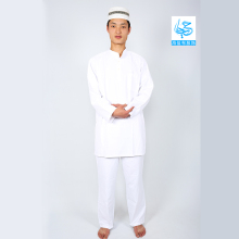 HIgh quality cute design men's abaya