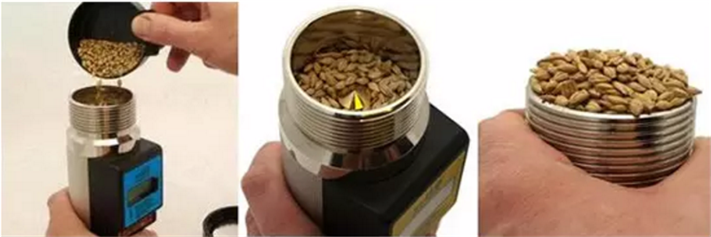Hot sunflower seeds rice moisture meter grain moisture detector