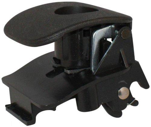 Chevrolet 15924032 - Corvette Black Glove Box Latch Handle For all C6 Corvettes