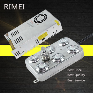 RIMEI free shipping aquarium mist maker ultrasonic