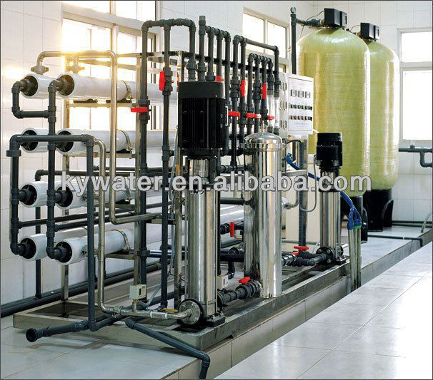 CE approved ozone generator water treatment plant KYRO-8000 ro system 8000LPH