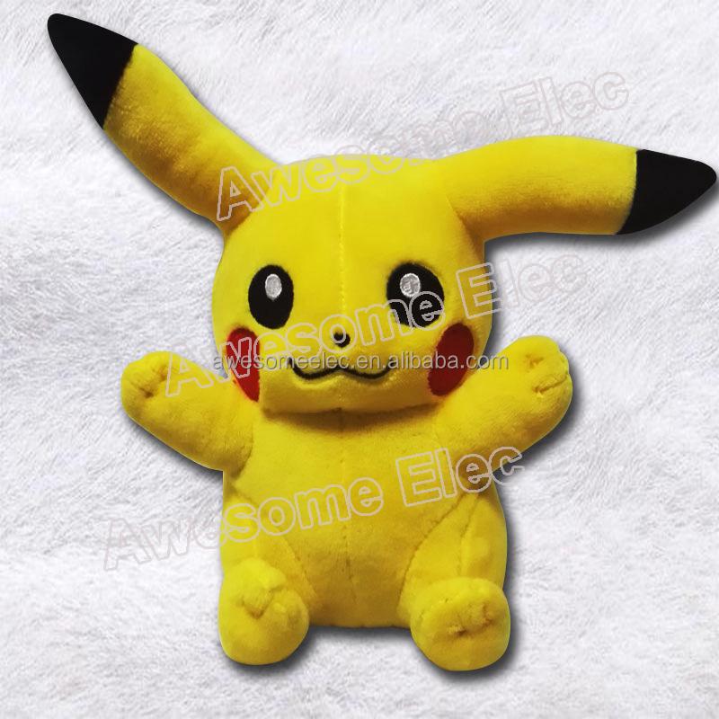 8bd3adbb178747 Gift Pokemon pluche pikachu, pikachu speelgoed multicolor, pikachu knuffels  pokemon gaan