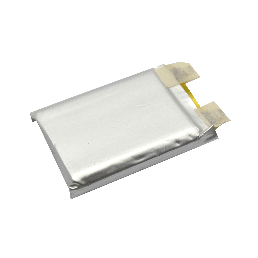 Lipo 503040 3.7V 530mAh rechargeable lithium ion polymer battery with protection board