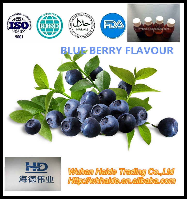 High quality and best price blue berry flavor for icecream , beverage and all kinds of food