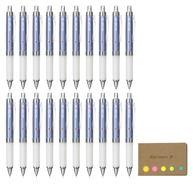 M5858GG1P.34 Uni Alpha-Gel Kuru Toga Mechanical Pencil 0.5 mm Lavender Body