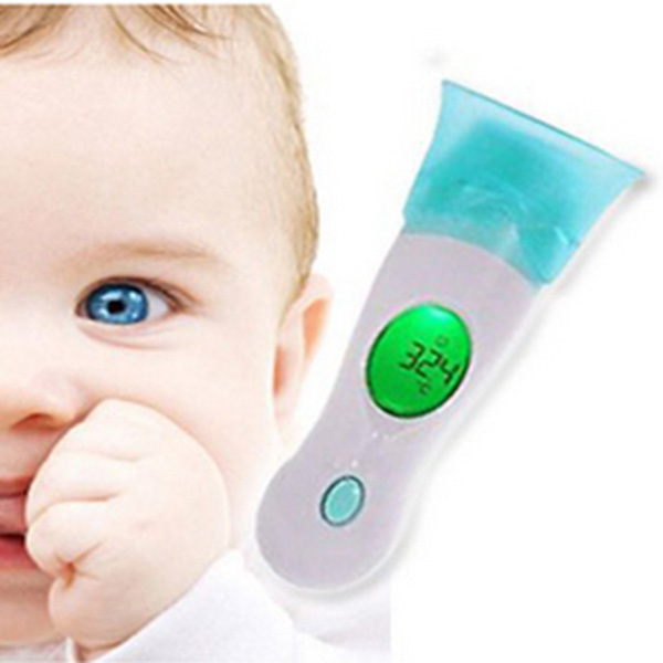 2014 Hot Sale Termometer Health Monitors Baby Adult Digital 4 In 1 Body Ear  Multifunctional Infrared Thermometer Free Shipping 023892810805d