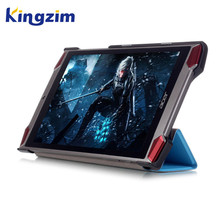 China Alibaba Groothandel Smart Cover Leather Case Voor <span class=keywords><strong>Acer</strong></span> Predator 8 Tablet Cover Voor 8 Inch Tablet