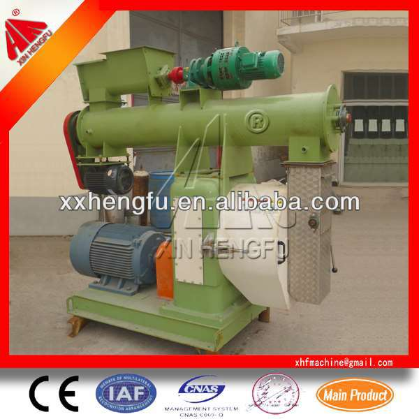 CE ISO BV Automatic fish/poultry feed processing equipment