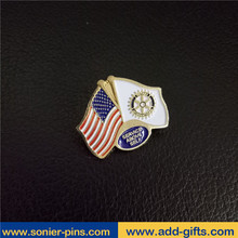 Sonier-pins us state flags lapel pins rotary cheap badges