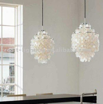 Fun Lamp Suspension Shell By Verner Panton From China Manufacturer ...