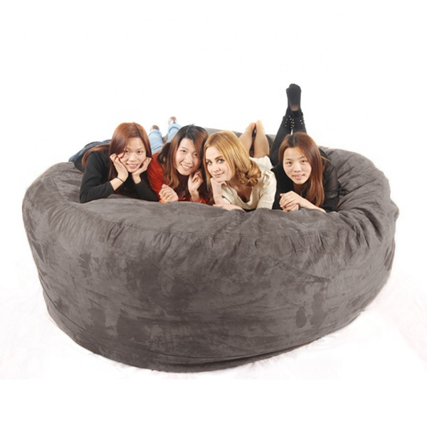 Giant L Memory Foam Bean Bag 8ft View Visi Product Details From Yiwu Lifestyle Co Ltd On Alibaba