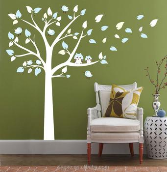 f571713bdd Syene custom decor wall sticker tree design/vinyl Tree Wall Stickers for bedroom  decor waterpoorf. View larger image