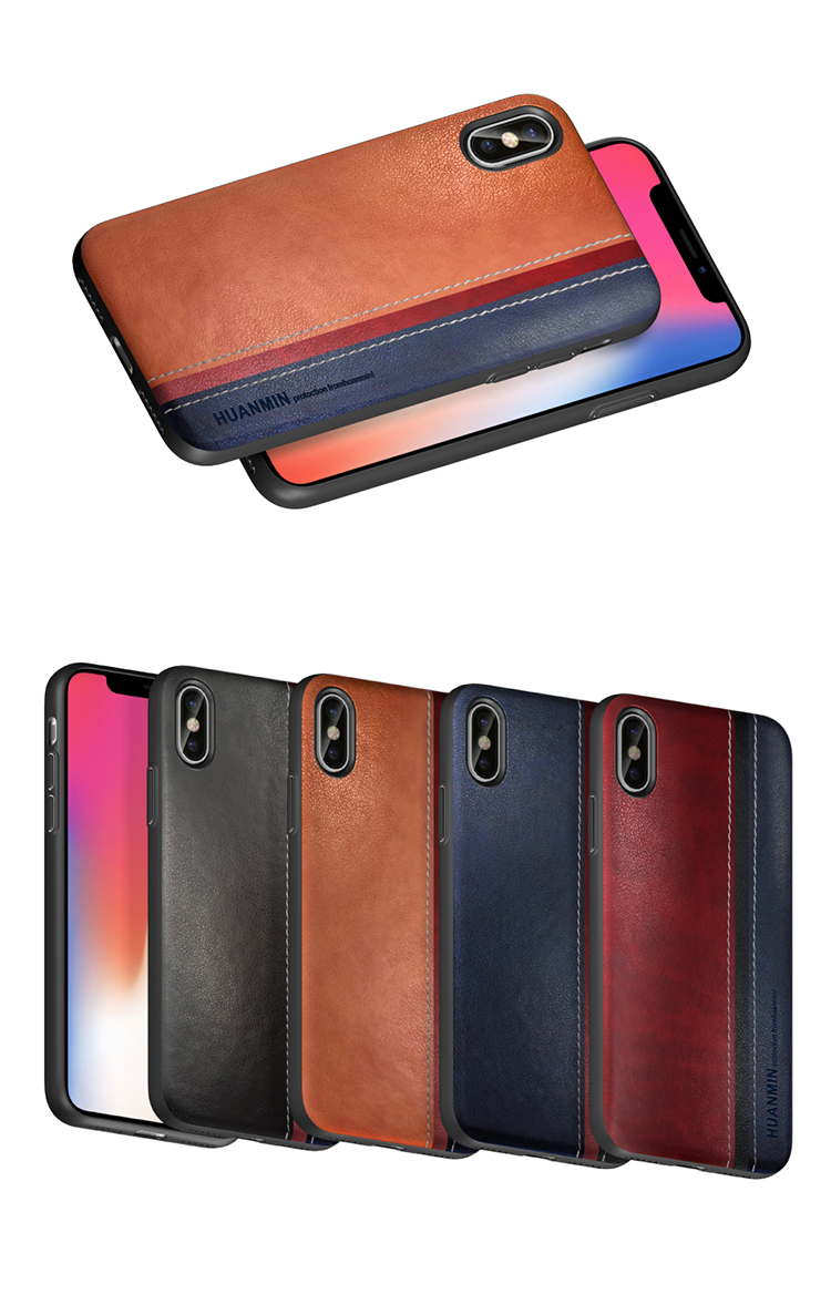 Colorful TPU Cell Phone Case For iPhone X Case, Soft Smart Phone Case for iphone 6 6S 7 7 plus 8 plus X