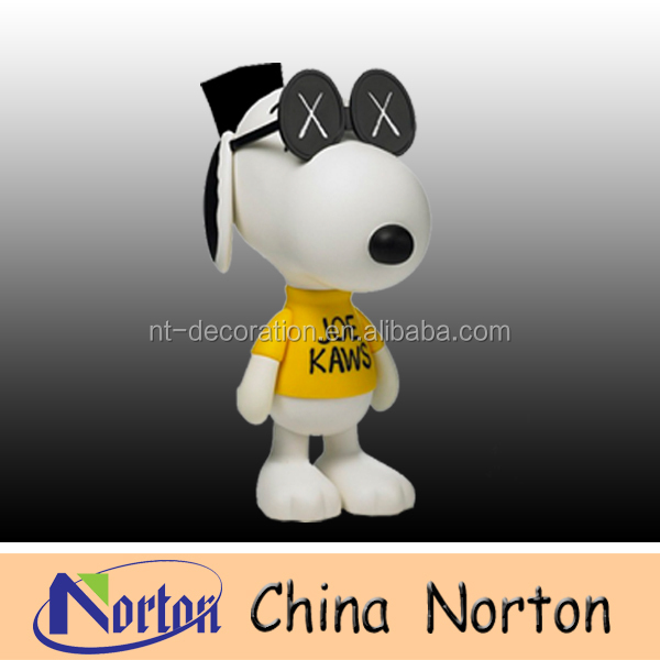 big fiberglass cartoon character statueNTRS-CS087S