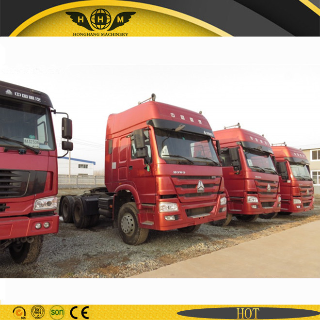 Prime movers tractor truck for highway transporting