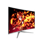 New product 31.5 32 inch Led curved computer monitor for gaming