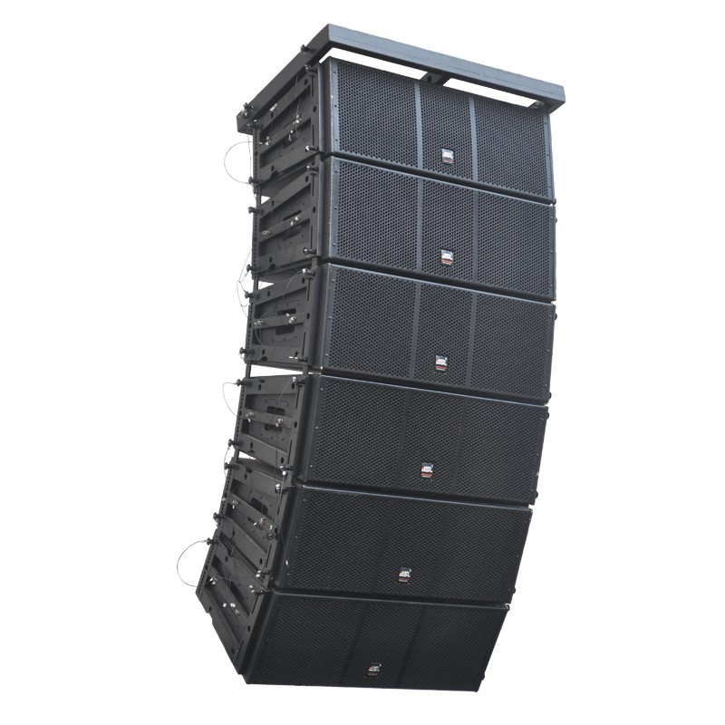 Professional Passive Line Array Speaker Sound System