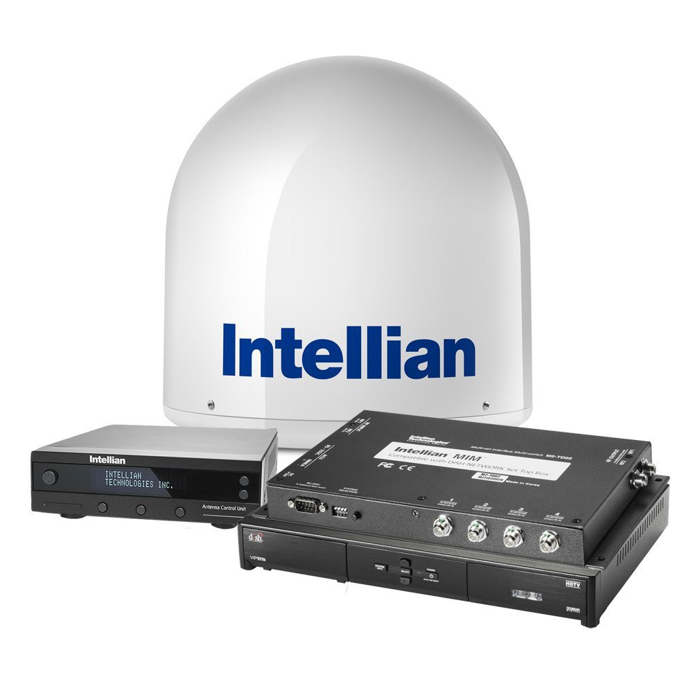 Cheap Dish Network Dual Receiver Find Satellite Tv Wiring Diagram 301 Get Quotations Intellian I2 System All In One Package W Multi