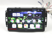 android car audio dvd system for chrysler 300c Jee p Dodge car multimedia gps navigation headrest dvd player