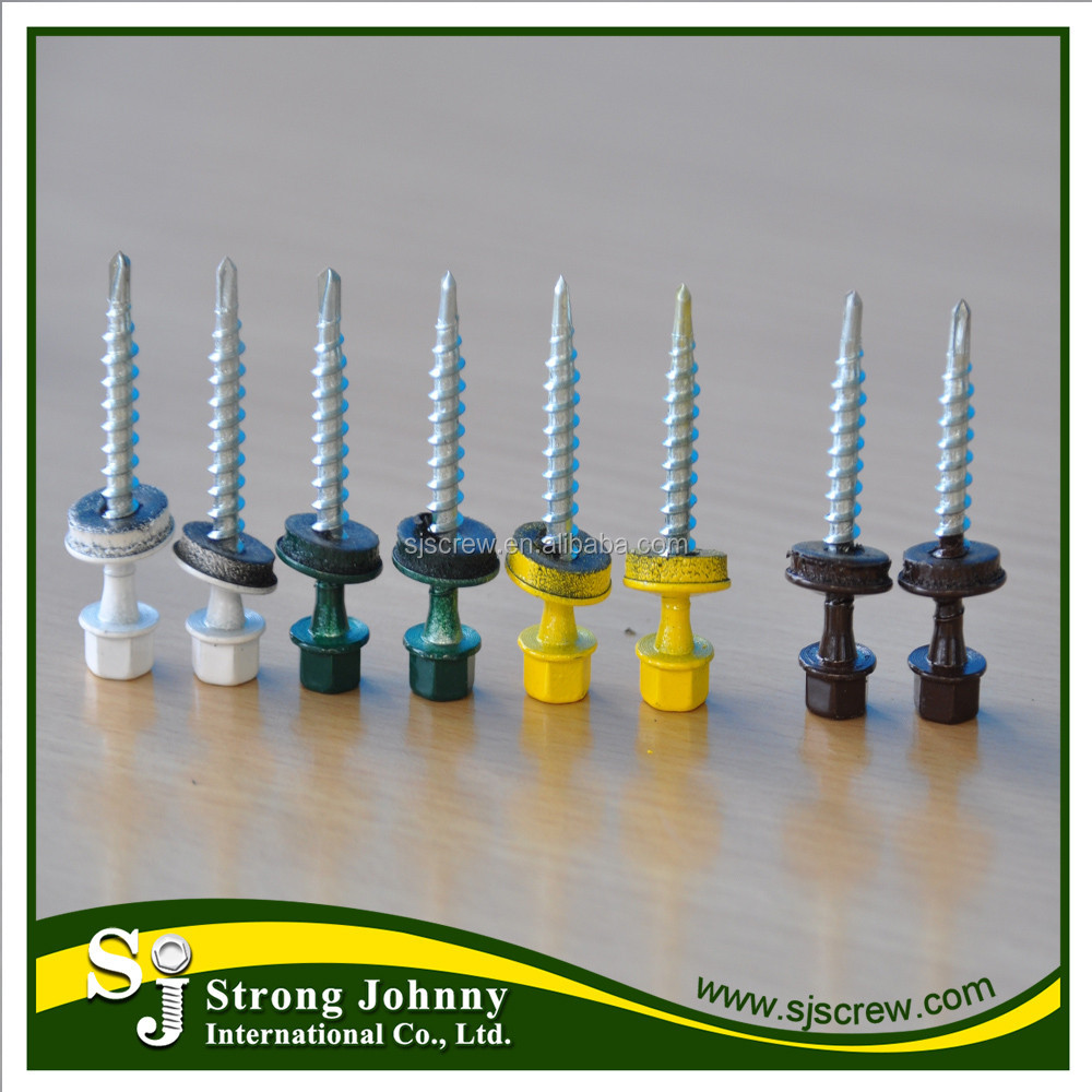 Roofing Screws, Roofing Screws Suppliers And Manufacturers At Alibaba.com