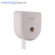 Wall Mounted Waterproof Big Toilet Plastic Tissue Box Container Paper Dispenser Holder Paper Tissue Hand Roll