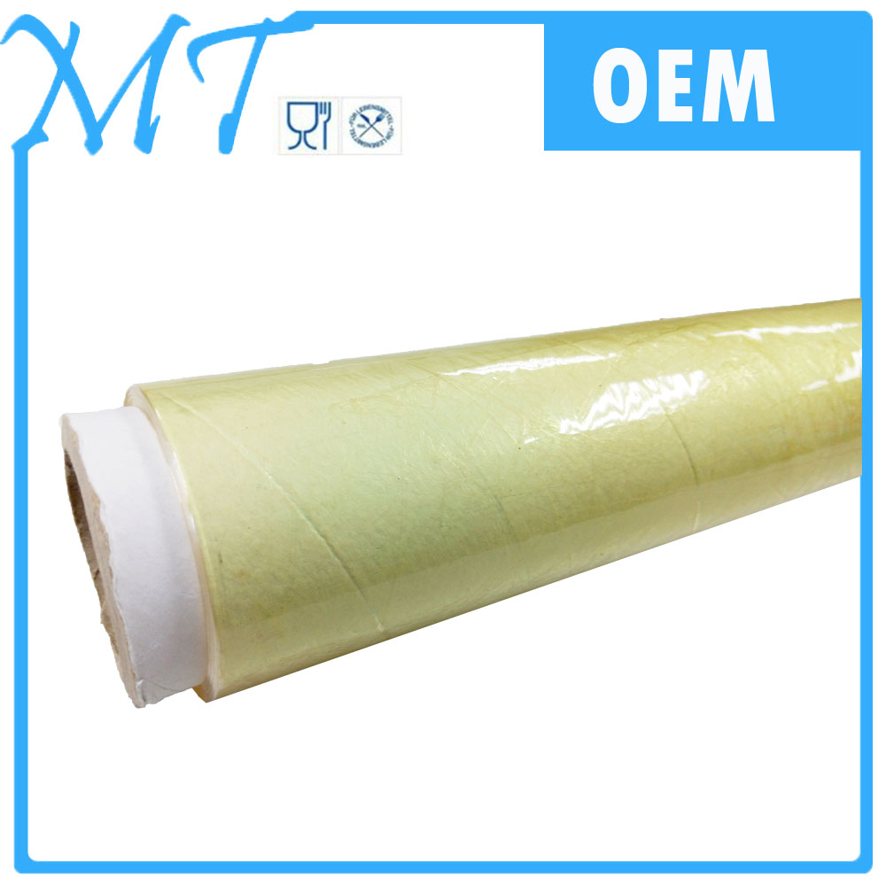 Soft Hardness and Casting Processing Type pvc film for stretch ceiling