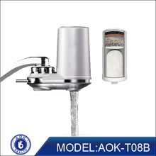 Factory price Alkaline carbon water purifier/carbon water filter faucet for drink dispenser