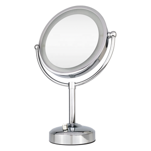 Make Up Tools Personalized Adjustable 8 Inch LED Lighted Makeup Mirror