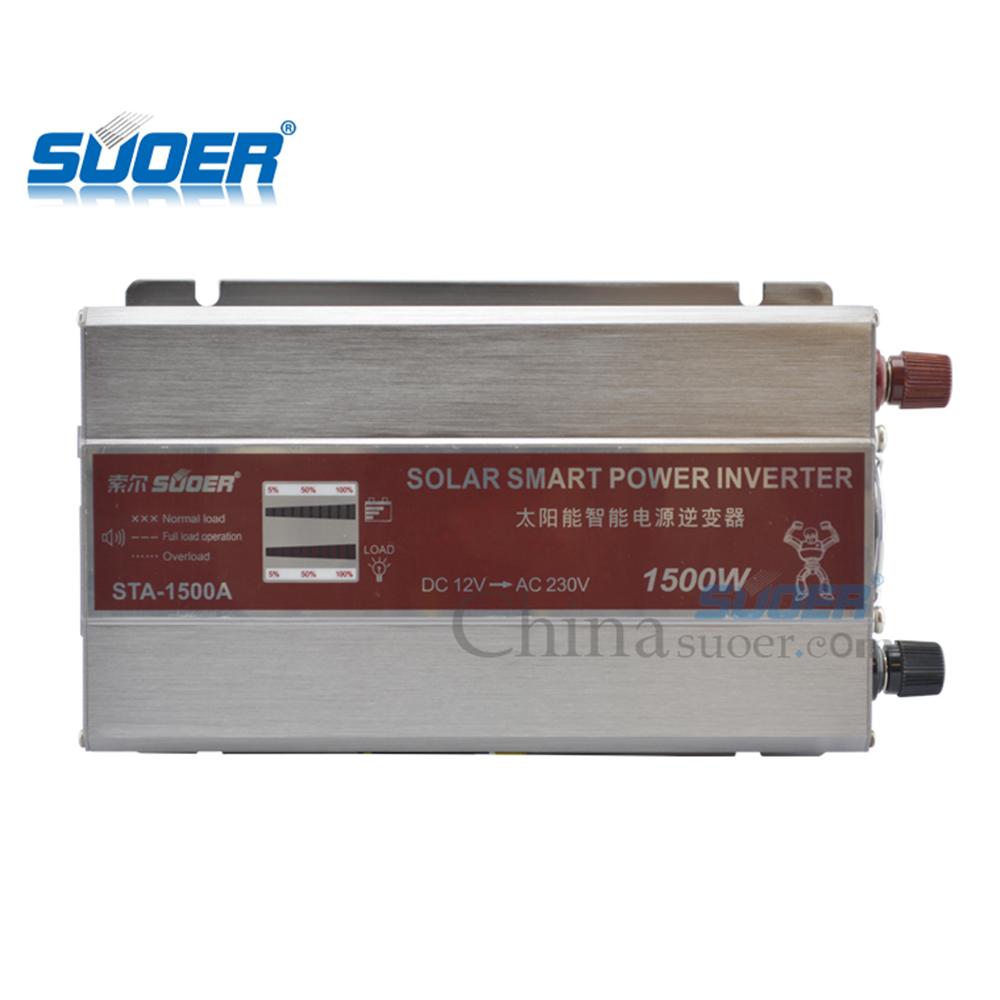 Suoer solar power smart automation system panels price 12V 1000 watt 1KW off-grid solar street light system for home