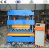 CE Certification Glazed Roof Tile Roll Forming Machine