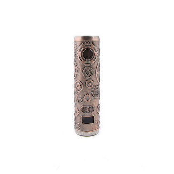 New products e cig 510 thread vape pen battery 18650 Teslacigs PUNK 86W vape mods with OLED screen